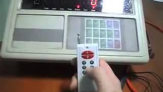 видео Управление крановое