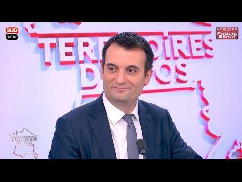Florian Philippot - Territoires d'infos (06/12/2016)