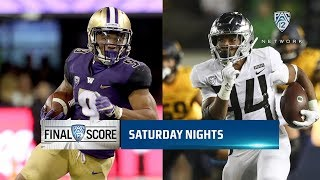 Washington-Oregon football game preview
