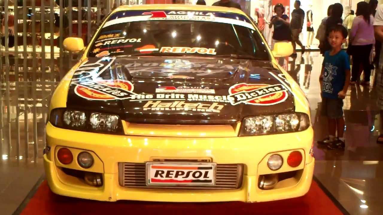 Haltech Philippines Nissan Drift Car Youtube