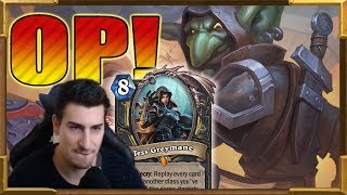Hearthstone: Is Fun! Rogue Is Stealing Opponent