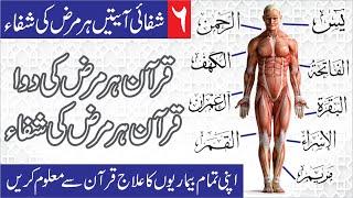 6 QURANI SHIFAI AYAAT - SHIFA KA PYALA - QURAN SE SHIFA - Dr. FAHAD ARTANI