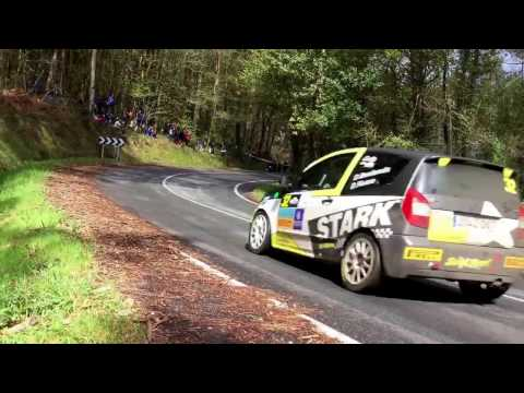 RALLY DE NOIA 2017|| cras, show & action || HD