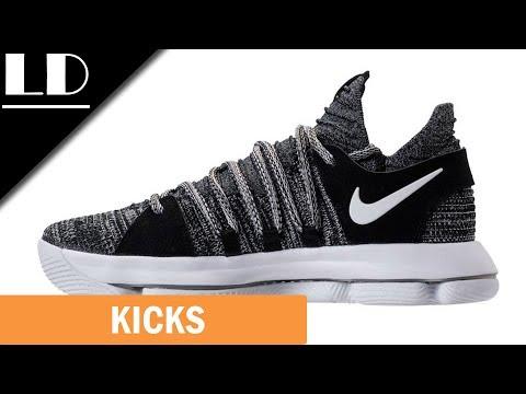 nike-zoom-kd-10-oreo-sneaker-review!-my-number-2-sneaker-of-summer-2017!