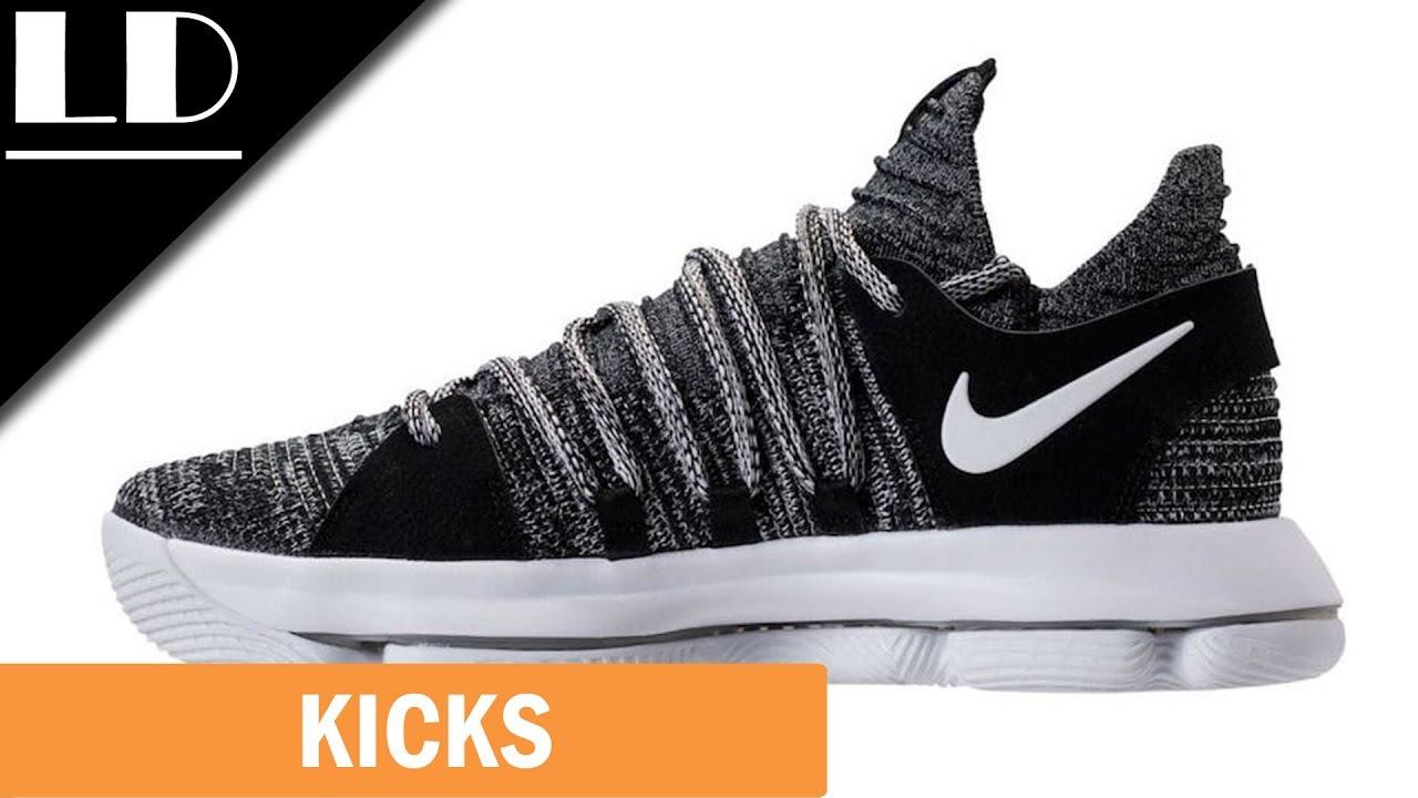 superior quality 6a40a 2b93e Nike Zoom KD 10 Oreo sneaker review! My number 2 sneaker of summer 2017!