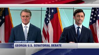 Download lagu Ossoff vs. Perdue - WTOC hosts debate between Ga. U.S. Senatorial candidates