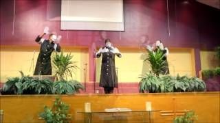 """We Must Praise"" - J.Moss & Karen Clark Sheard (Psalms 3 Mime Ministry)"