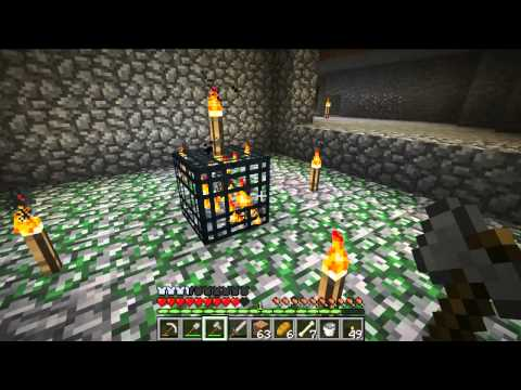 Crispsss Plays Minecraft Ep. 13 - ZOMG! cool stuff