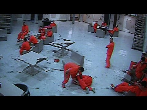 Video shows brutal jail beating as watchdog says incidents rising