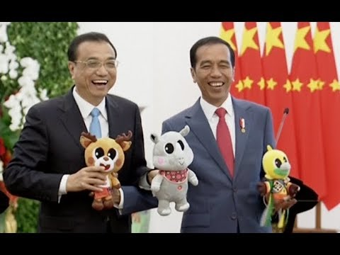 China, Indonesia Agree to Deepen Bilateral Ties in Various Fields