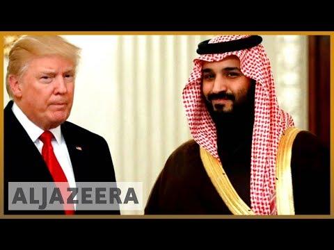 🇺🇸🇸🇦 Saudi lobbying in the US under spotlight after Khashoggi murder | Al Jazeera English