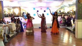 Indian Baby Shower Dance Performance (Bollywood Fusion)