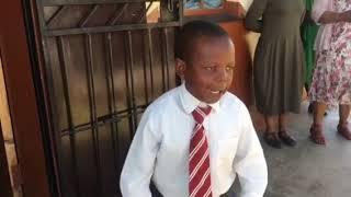Nelson Mandela praise by Vuyo Nqindana