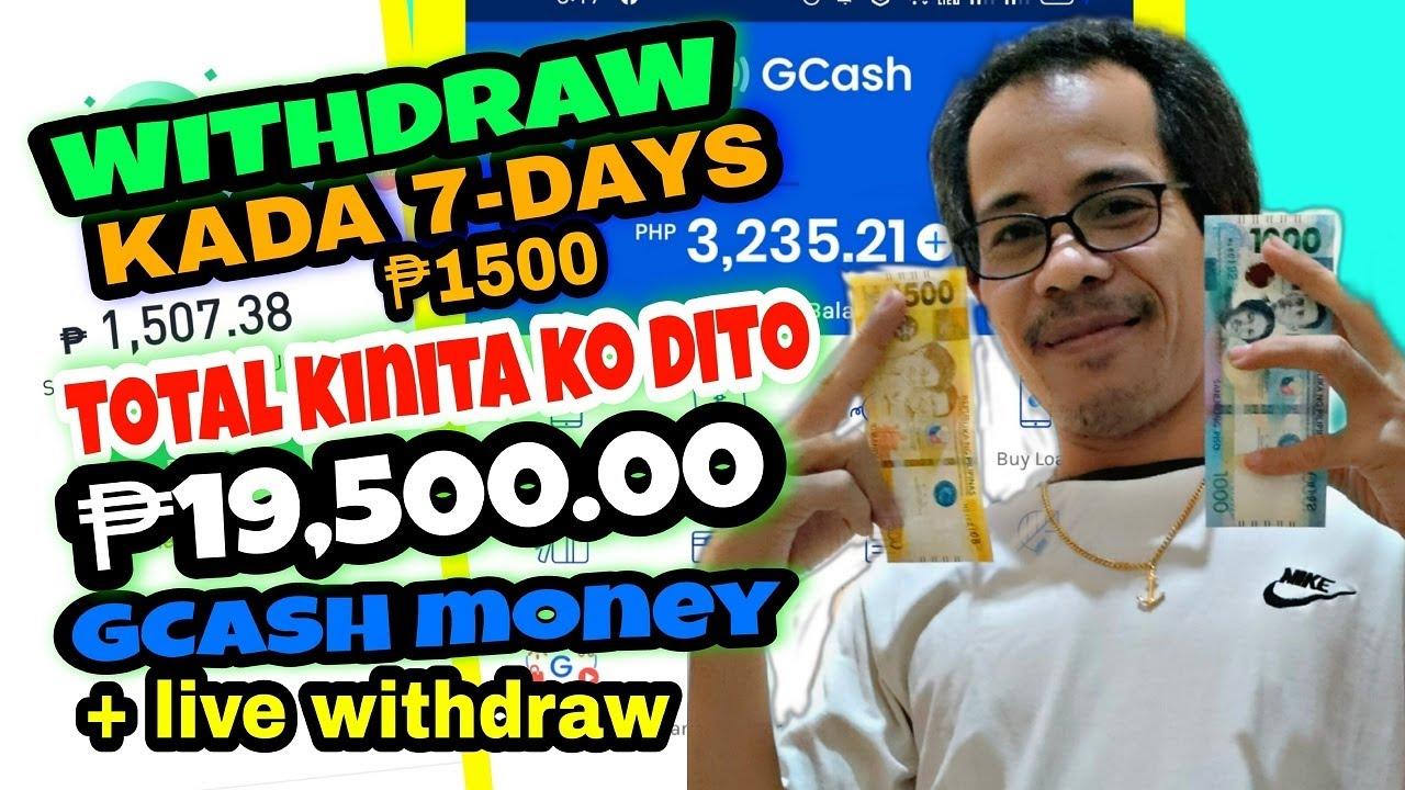 ₱19,500 Pesos Ang Kinita Ko Na Dito Sa Site Na ito With Proof! 💯% Legit! Paano Kumita Ng Pera Online