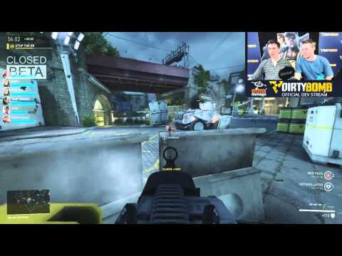 Dirty Bomb Stream by Splash Damage (11th May 2015)