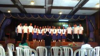 Galawgaw - Manila Science High School Chorale