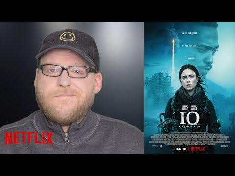 IO   NETFLIX Movie Review   Anthony Mackie Sci-Fi Drama   Spoiler-free