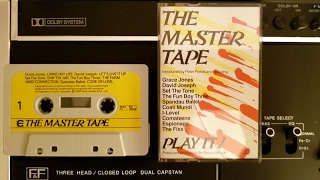 Peter Powell - 1983 - The Master Tape - BASF Chrome Cassette