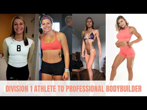 TRANSFORMING MY BODY / Volleyball, CrossFit, Bodybuilding