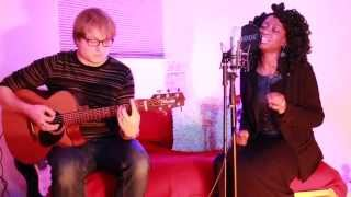India Arie 'Moved By You' Cover by Ebonie G @Studio Ebz