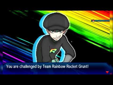Vs Team Rainbow Rocket (B2W2 Soundfont) - Pokemon Ultra Sun and Ultra Moon