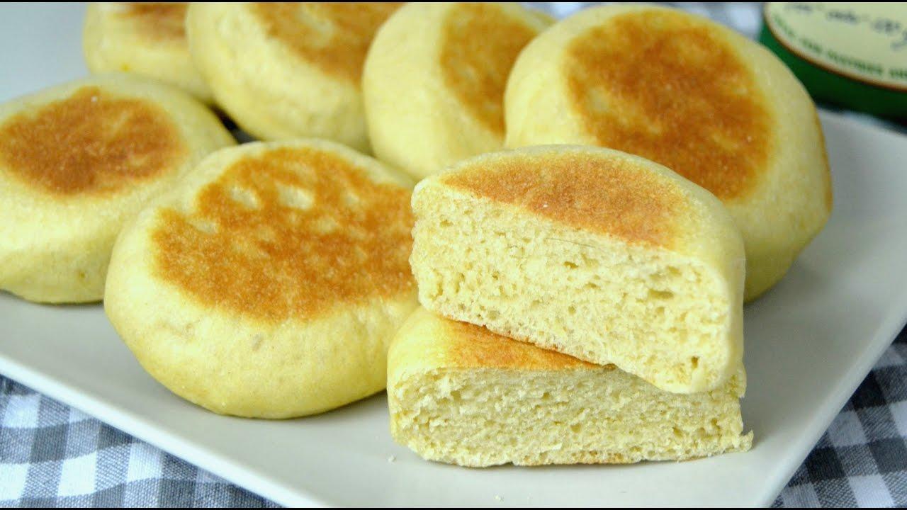 como hacer pan sin levadura y sin horno