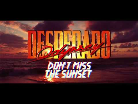 Odyssey Desperado - Rush Of The Wave (Official Lyric Video / 2018)