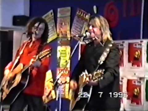Mike Peters - Feel Free Promo Show Cardiff 1996