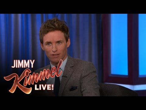 Thumbnail: Eddie Redmayne on Meeting Stephen Hawking