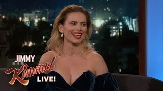 Hayley Atwell on British Reality TV & New Movie Christopher Robin