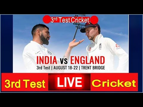Live- India vs England 3rd Test Day 1 Live Cricket Match Today Ind vs Eng score highlights online