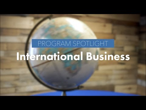 International Business Program | Finlandia University