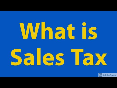 Charging Section 3 of Sales Tax Act 1990