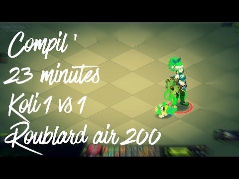 [Dofus] Slayz - Roublard air 200 Compil' Koli 1vs1 #1