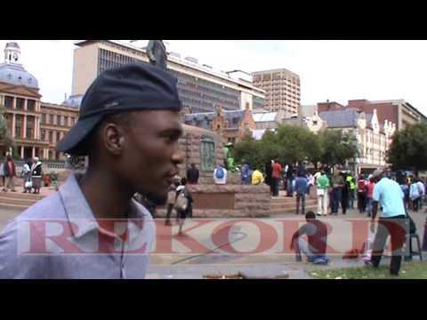 Anger over defacing of Paul Kruger stature
