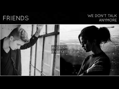 We're Not Friends Anymore - Justin Bieber, Selena Gomez ft. BloodPop, Charlie Puth