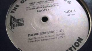 Starvue  -  Body Fusion. 1980  (Rare Groove/Soul)