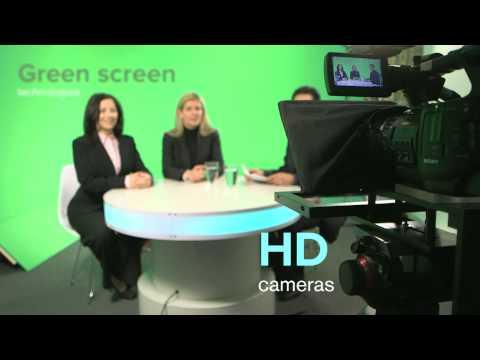 Broadcast, media & presentation training | bombora.tv London