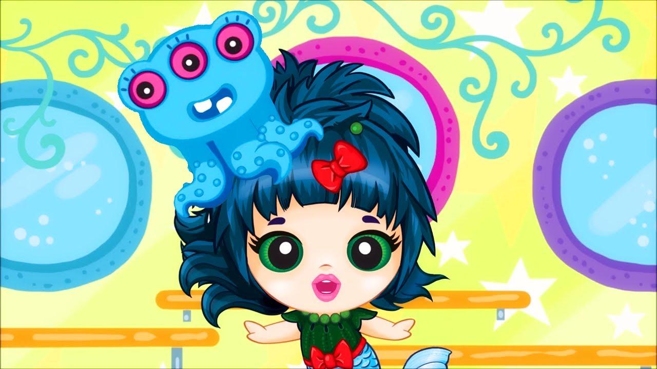 🔮 Элекси Мир 🧁 – Серия 2 – Загадочный воришка | Новый сказочный мультик для детей