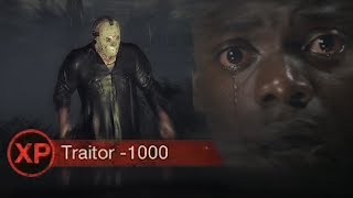 Tyrone The Traitor!? | Friday The 13th The Game