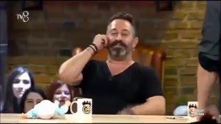 Cem Yılmaz'dan Beyaz Show Beyazıt Öztürk'e gönderme 3 Adam Güldür Güldür ekibi Dedemin Fişi TV8
