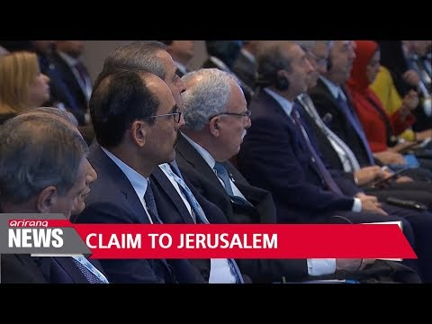 Muslim nations declare East Jerusalem as Palestinian capital