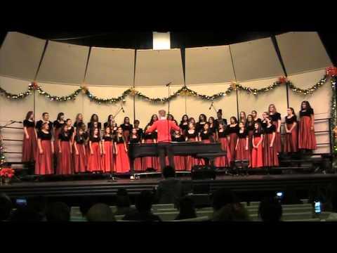 Estacado Middle School JV Choir- A Cold In My Nose
