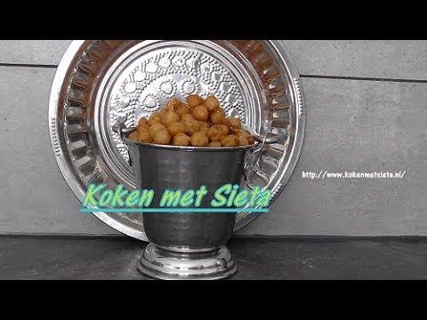 De Surinaamse Ghoegrie & Indiase Chana Chaat (vegetarisch)