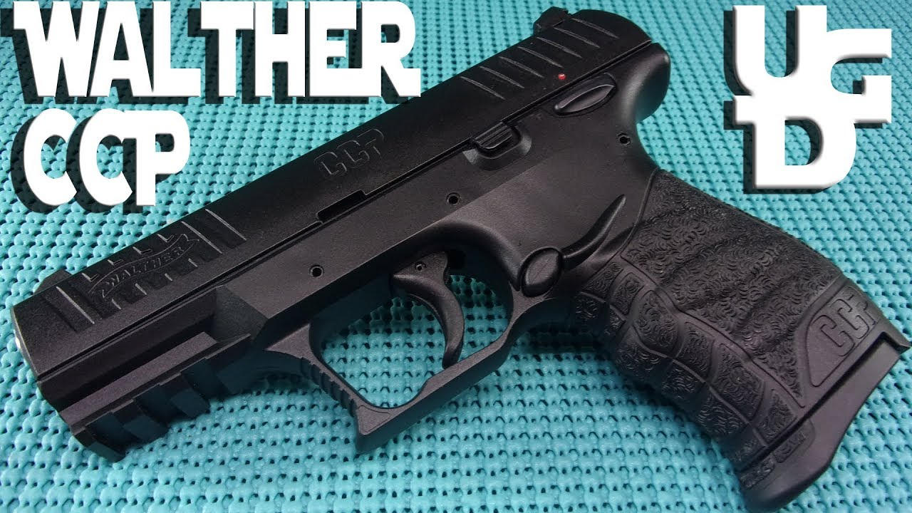 Walther Ccp 9mm Range Review So Good In My Girly Hands Youtube