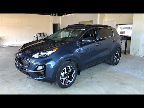 LIVE With The 2020 Kia Sportage EX AWD! Ask Me Your Questions!