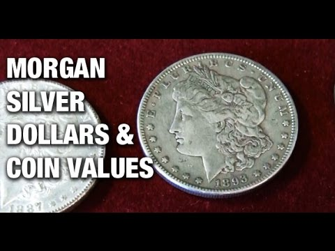 Morgan Silver Dollar Values - Quality Silver Bullion