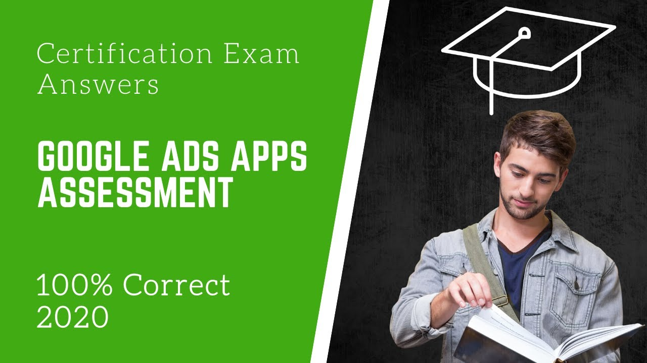 google ads answers certification assessment test knowledge exam
