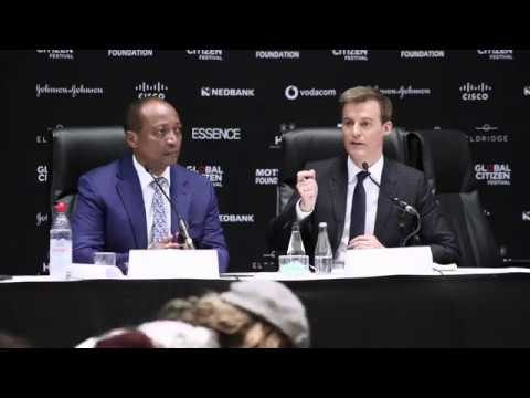 Patrice Motsepe announces Beyonce and Jay-Z