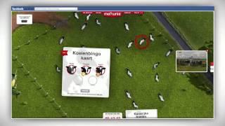 Melkunie KoeienBingo next level 2012.